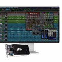 Avid HDX PCIe Pro Tools Ultimate showroomaudio